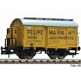 Wagon foudre « Felipe...