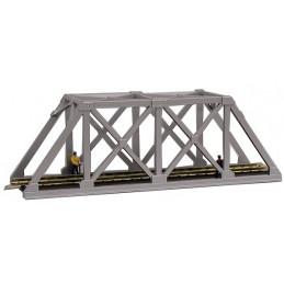 Pont cage métallique