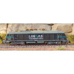 Locomotive Diesel BB 75036...