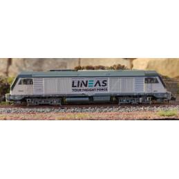 Locomotive Diesel BB 75107...