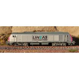 Locomotive Diesel BB 75010...
