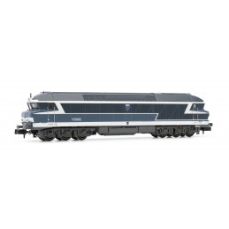 Locomotive diesel CC72082,...