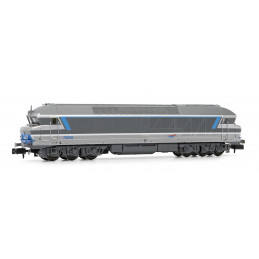 Locomotive diesel CC72006