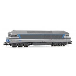 Locomotive diesel CC72006,...