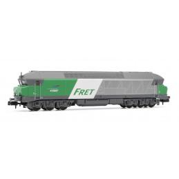 Locomotive diesel CC72067