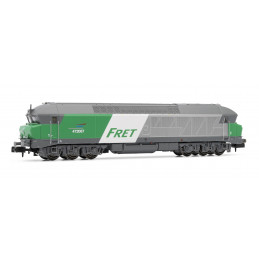 Locomotive diesel CC72067,...
