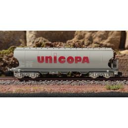 Wagon transport céréales 2...