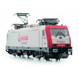 Locomotive électrique...