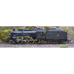 Locomotive vapeur 140 de la...