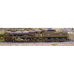 Locomotive vapeur 231...