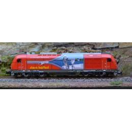 Locomotive diesel Siemens...
