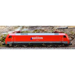 Locomotive électrique BR...