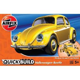 VW COCCINELLE « JAUNE »–...