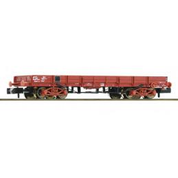 Wagon à bord bas type TP, SNCF