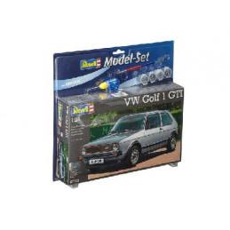 MODEL SET – VW GOLF 1 GTI