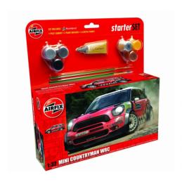 MINI COUNTRYMAN WRC STARTER...