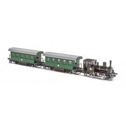 Locomotive à vapeur avec...
