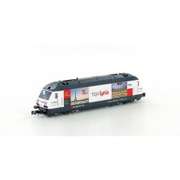 Locomotive électrique Re460...