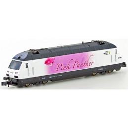 Locomotive électrique Re465...