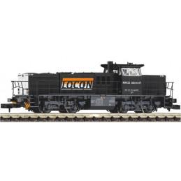 Locomotive diesel G1206...