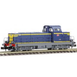 Locomotive diesel BB 66028...