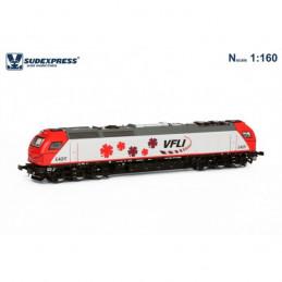 "Locomotive E4017 ""VFLI"""