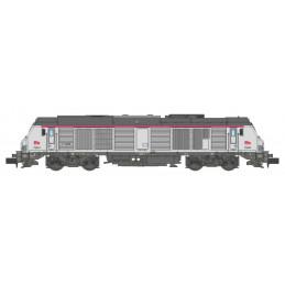 Locomotive Diesel SNCF...