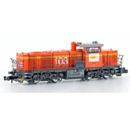 Locomotive diesel G 1000...