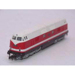 Locomotive diesel BR118...