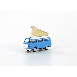 VW T2 Camper, toit pliant,...