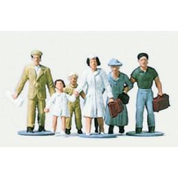 Groupe de passagers (II)
