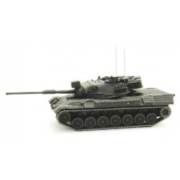 Leopard 1, char de l'armée...