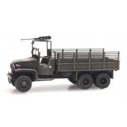 US Army, GMC 353 cargo avec...