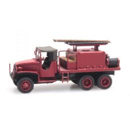 GMC 353 des pompiers