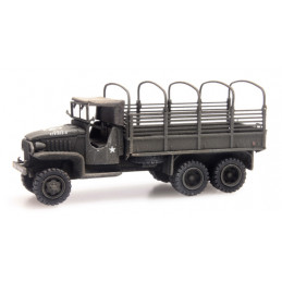 US Army, GMC 353 cargo