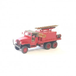 GMC Pompier CCF Lourd