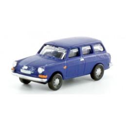 VolksWagen 1600 Combi, bleue