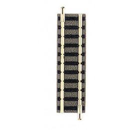 Rail droit, 57,5 mm