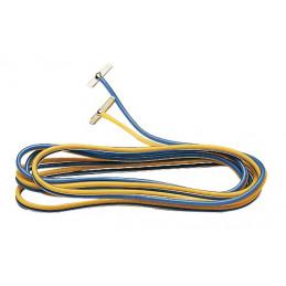 Câble de connexion, 2 pôles