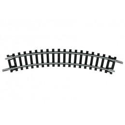 Rail courbe R1 30 °