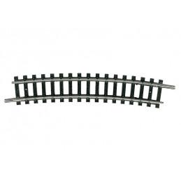 Rail courbe R3 15 °