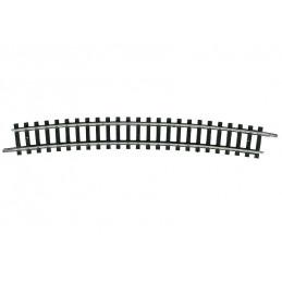 Rail courbe R5 15 °