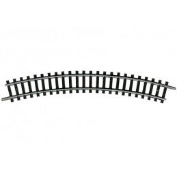 Rail courbe R2 30 °