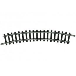Rail courbe R2 24 °