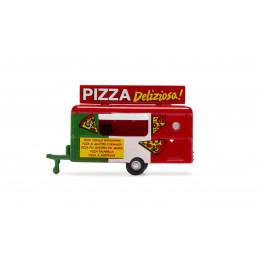Food-truck Pizza