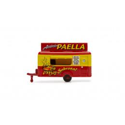 Food-truck Paëlla