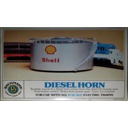 Sifflet de locomotive diesel