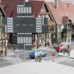 Croisement de rues