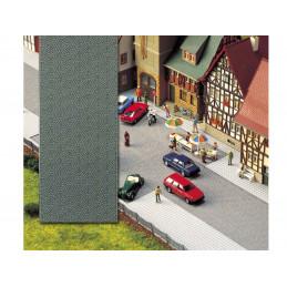 Rue pavée de la vieille ville