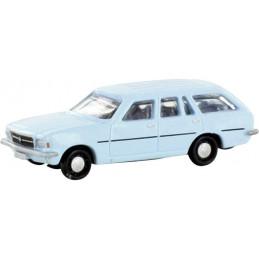 Opel Rekord D Karavan Bleu...